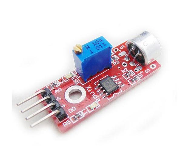 KY-037 High Sensitivity Sound Detection Module for Arduino AVR PIC -  Newegg com
