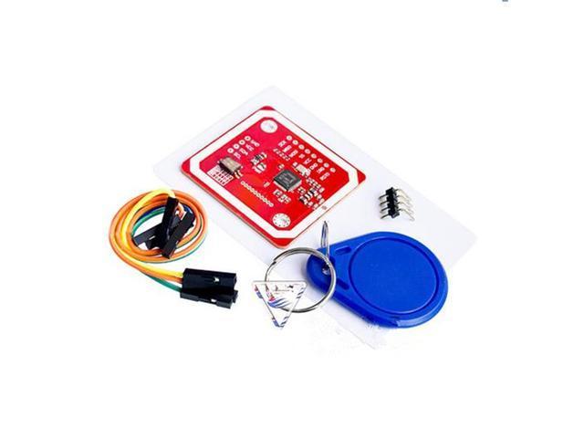 Small nfc reader arduino