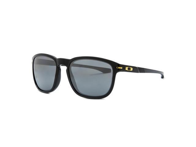 048508ebe0c6 Oakley Shaun White Signature Series Enduro Sunglasses OO9223-05 Polished  Black / Black Iridium Polarized