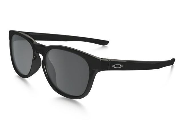 ea5cdd22a5e Oakley Stringer OO9315-03 Sunglasses Polished Black Frame   Black Iridium  Lens