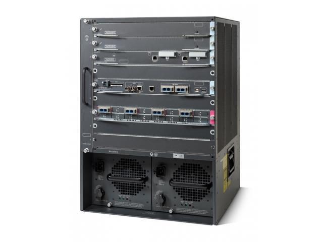 Cisco WS-C4506-E Chassis 6-Slot 4506 Enhanced w// Fan 1 Year Warranty