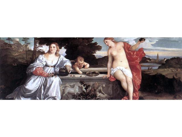 Titian Sacred and Prof...
