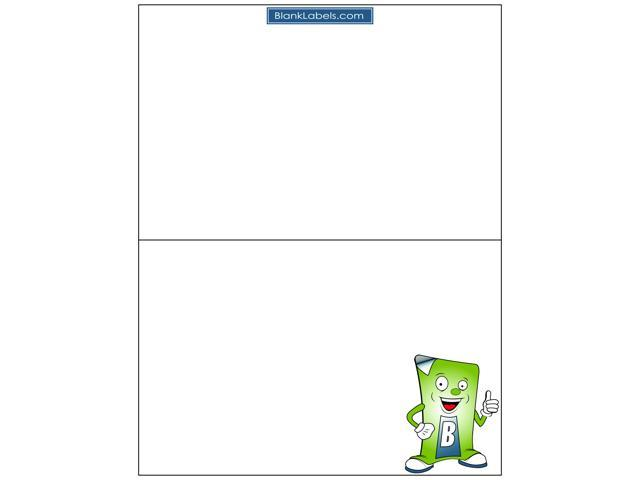 1 000 half sheet address shipping labels compatible with avery