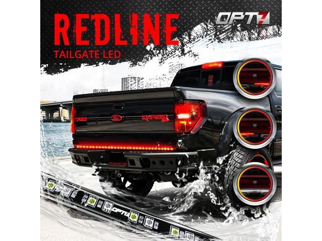 Redline led tailgate light bar triple core led weatherproof redline led tailgate light bar triple core led weatherproof full function aloadofball Image collections