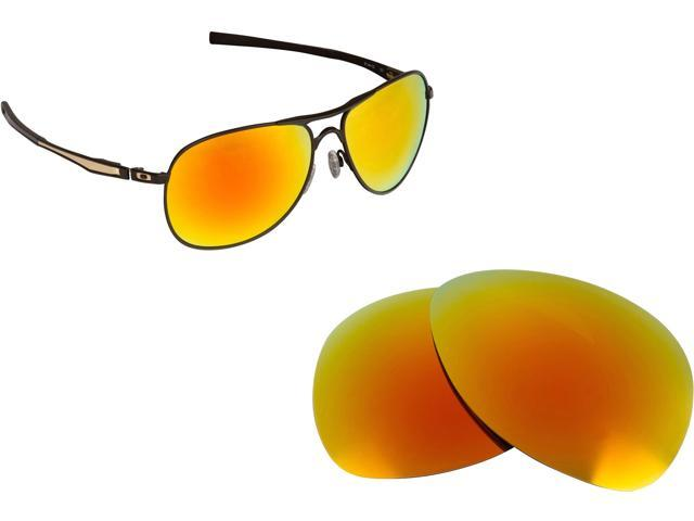 af151155f9a Plaintiff Replacement Lenses Yellow Mirror by SEEK fits OAKLEY Sunglasses