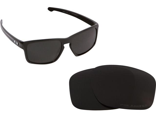bdca2326ee0a1 SLIVER Replacement Lenses Advanced Black by SEEK fits OAKLEY Sunglasses