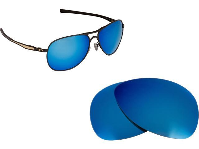 0adf20a2333 Best SEEK Replacement Lenses for Oakley PLAINTIFF Blue Mirror ...
