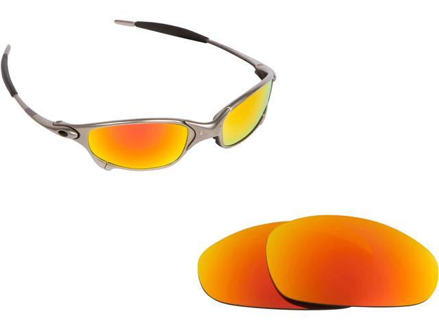 7203d77c0be JULIET Replacement Lenses Polarized Red Mirror by SEEK fits OAKLEY  Sunglasses