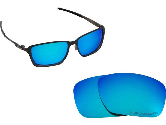2f8aeb7f32 Tincan Carbon Replacement Lenses Polarized Blue by SEEK fits OAKLEY  Sunglasses