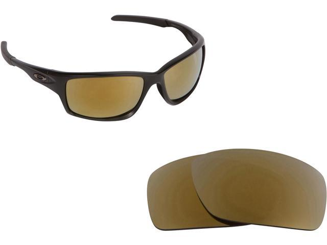 578b49e20f1 Best SEEK Polarized Replacement Lenses for Oakley CANTEEN 24K Gold Mirror