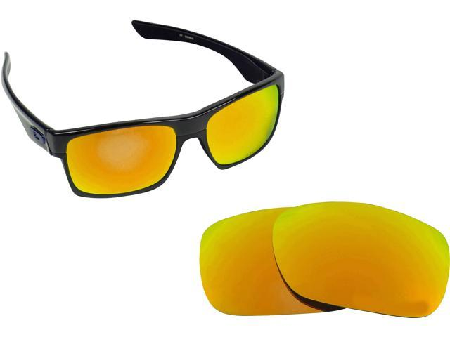 4dc745217c Best SEEK OPTICS Replacement Lenses for Oakley TWOFACE Gold Mirror