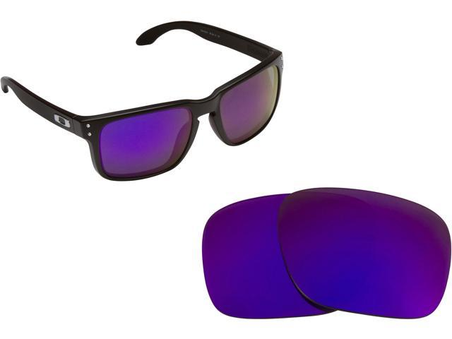 32c54ca636 Holbrook Replacement Lenses Polarized Purple by SEEK fits OAKLEY Sunglasses