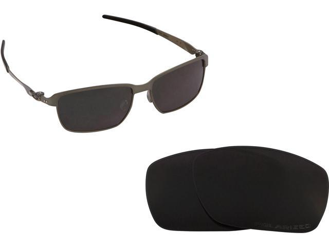 d46e1a880ad4 Tinfoil Carbon Replacement Lenses Polarized Black by SEEK fits OAKLEY  Sunglasses