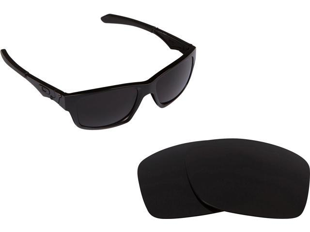 b49dd882ff7 JUPITER SQUARED Replacement Lenses Polarized Black by SEEK fits OAKLEY