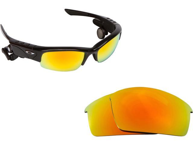 1b9b944742 Thump Pro Replacement Lenses Polarized Yellow by SEEK fits OAKLEY Sunglasses