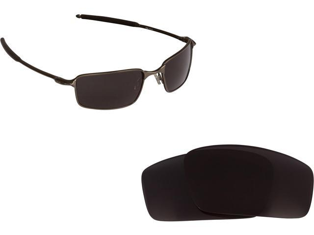 c4bb7044d6 Best SEEK Polarized Replacement Lenses Oakley SQUARE WIRE 2 (2014) Black