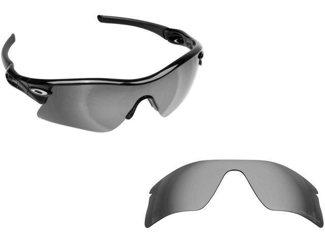 c3304d1dbe Best SEEK Polarized Replacement Lenses for Oakley RADAR RANGE Silver Mirror