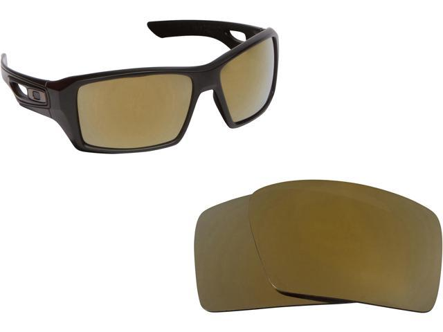 ea95a1413bb Best SEEK Replacement Lenses for Oakley EYEPATCH 2 24K Gold Mirror