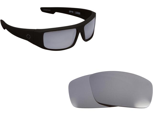 73f7d33b460 LOGAN Replacement Lenses Polarized Silver by SEEK fits SPY OPTICS Sunglasses