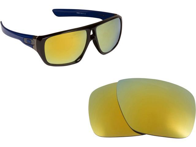 d08d581cee Dispatch 1 Replacement Lenses Polarized Gold by SEEK fits OAKLEY Sunglasses