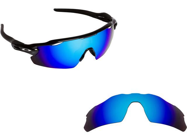 8d1cc365b5 Radar EV Pitch Replacement Lenses Polarized Blue by SEEK fits OAKLEY  Sunglasses