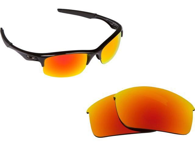 5e5fc158e0 BOTTLE ROCKET Replacement Lenses Polarized Red by SEEK fits OAKLEY  Sunglasses