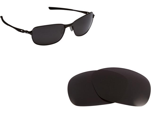 dc3c105425 C-Wire Replacement Lenses Polarized Black by SEEK fits OAKLEY Sunglasses