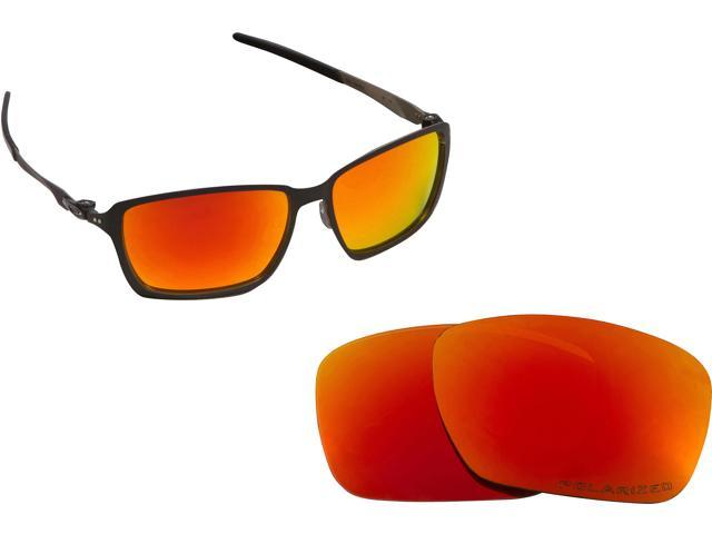 b6d1b635fbb Tincan Carbon Replacement Lenses Polarized Red by SEEK fits OAKLEY  Sunglasses