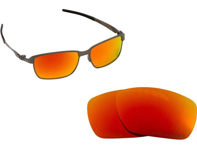 278d09c931 TINFOIL Replacement Lenses Polarized Red Mirror by SEEK fits OAKLEY  Sunglasses