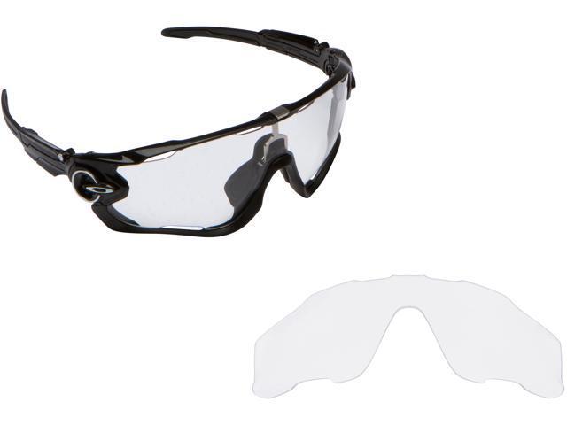 e513f86f085 Jawbreaker Asian Fit Replacement Lenses Crystal Clear by SEEK fits OAKLEY