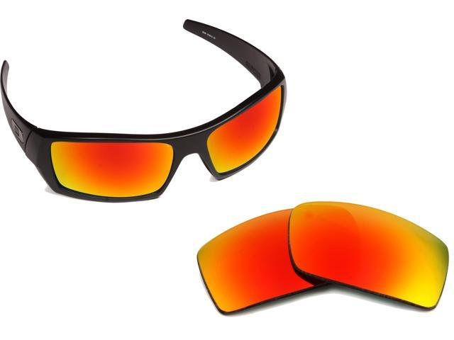 5d6d7e6172f Gascan Replacement Lenses Polarized Red Mirror by SEEK fits OAKLEY  Sunglasses
