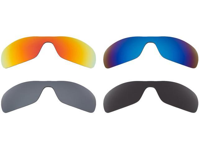 5d46ee627b Best SEEK Replacement Lenses for Oakley ANTIX Grey Red Silver Blue Mirror