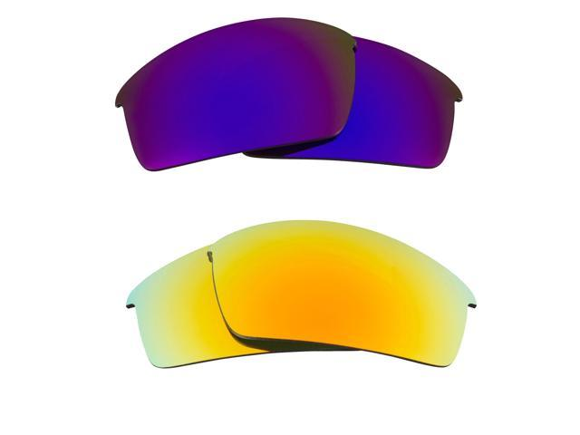 c843f017e25 Best SEEK Replacement Lenses for Oakley THUMP PRO Purple Yellow Mirror