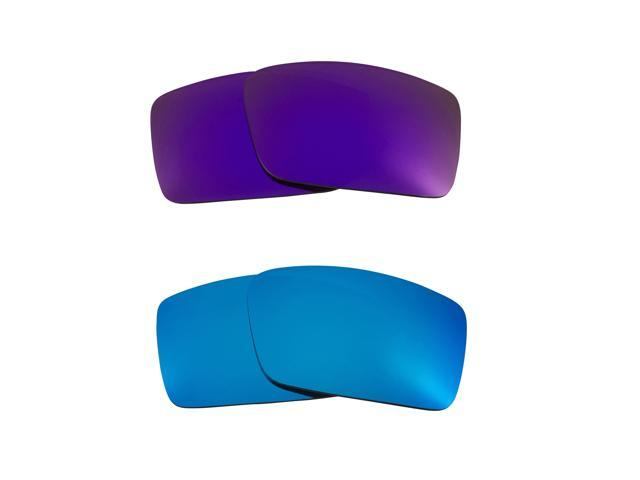 75219bb697 Gascan S Replacement Lenses Polarized Blue   Purple by SEEK fits OAKLEY