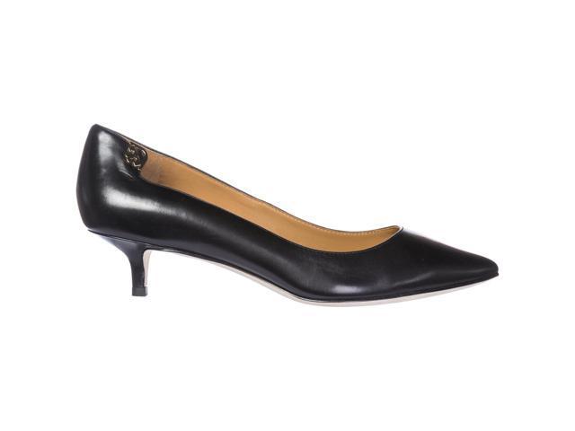 ccff07e53 tory burch women s leather pumps court shoes high heel elizabeth black
