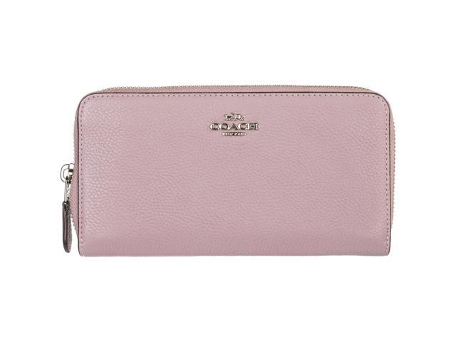 244f7d2e COACH WOMEN'S WALLET GENUINE LEATHER COIN CASE HOLDER PURSE CARD BIFOLD  PINK - Newegg.com