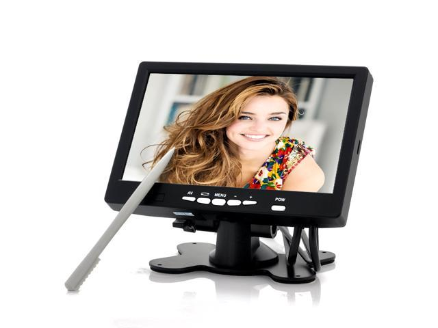Tekit 7 Inch Touchscreen LCD With VGA For Car Entertainment PC POS Ect