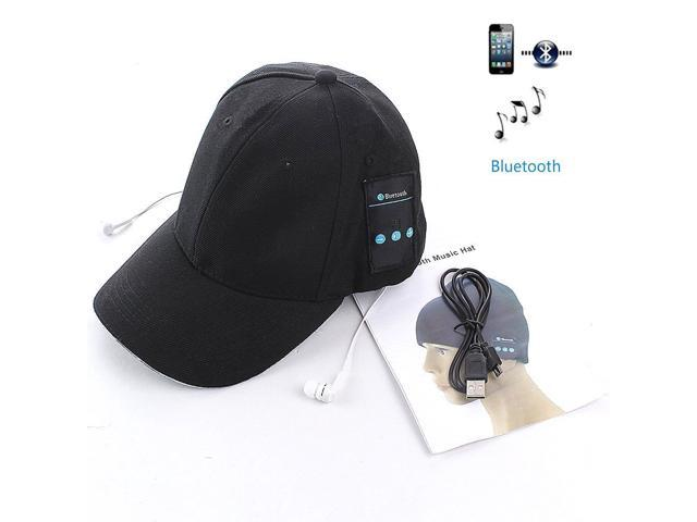 59a068c2edb Outdoor Sport Wireless Bluetooth Hat