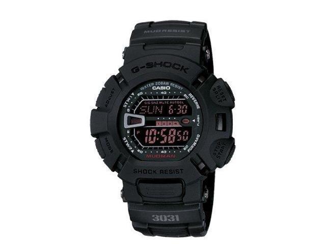 2ca339931b5 Casio Men s G9000MS-1CR G-Shock Military Concept Black Digital Watch ...
