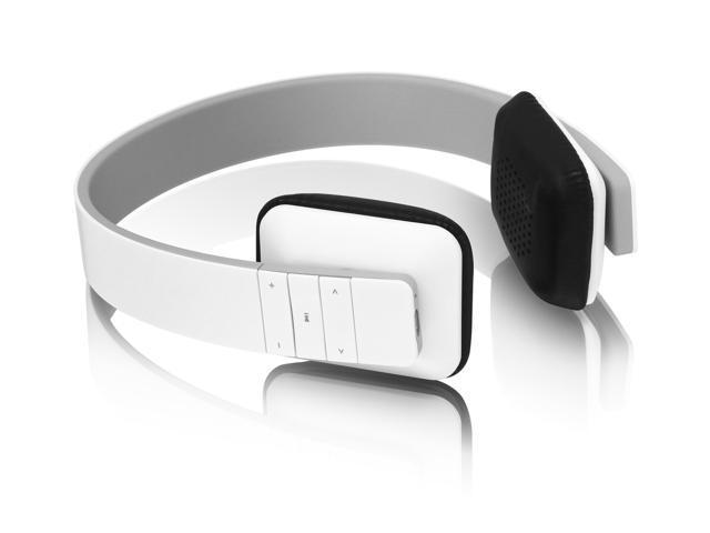 551bc19693e Aluratek ABH04F-R Bluetooth Wireless Stereo Headphones - Newegg ...