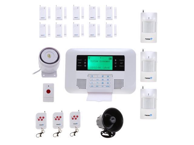 Panic Distress Intruder Alarm Remote Pendant PIR Be Safe /& Secure Auto Dialling