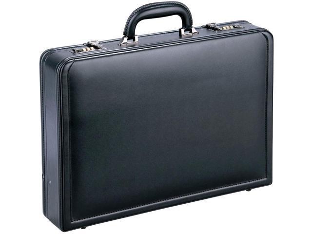 Mancini Leather Expandable 15.6