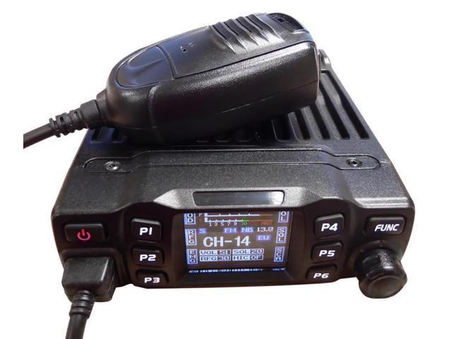 Anytone Apollo II 10M/12M Mobile Radio - Newegg com