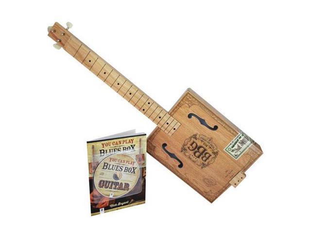 hal leonard electric blues box slide guitar kit with guitar instruction book and dvd. Black Bedroom Furniture Sets. Home Design Ideas
