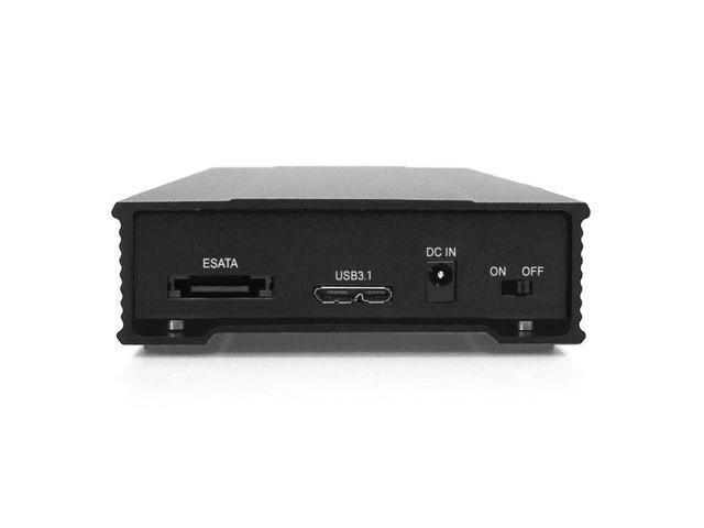 Minipro 4tb External Esata Usb 3 1 Portable Hard Drive