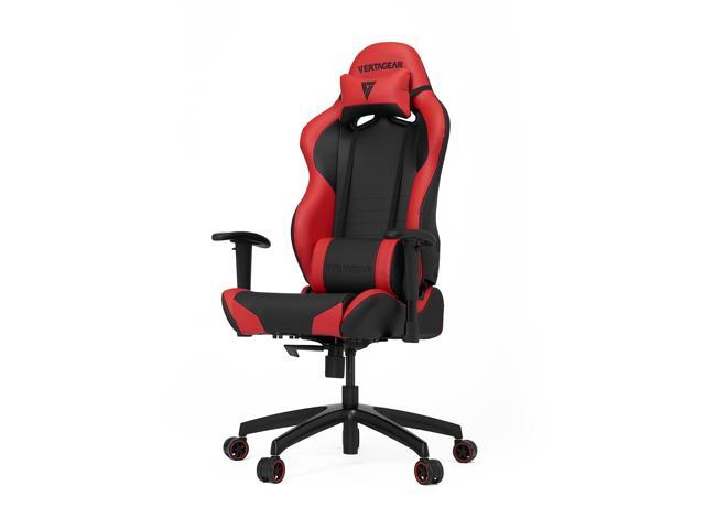 Vertagear S-Line SL2000 Racing Series Gaming Chair - Black/Red (Rev. 2)