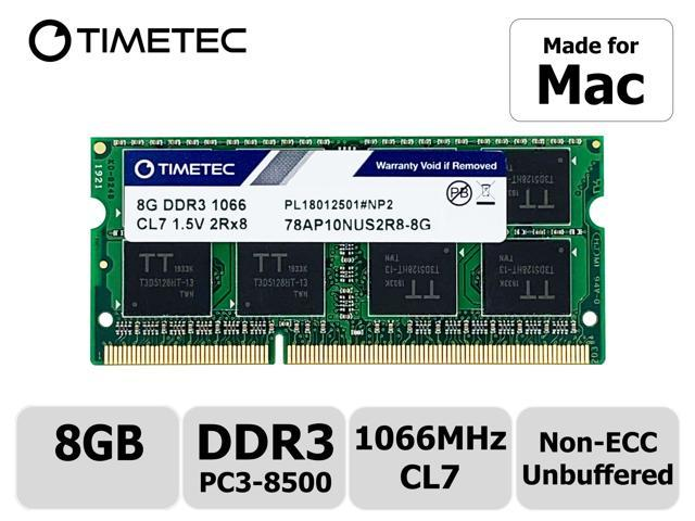 27-inch, 2.66GHz, MB953LL//A 4GB DDR3-1066 PC3-8500 Intel Core i5 RAM Memory Upgrade for The Apple iMac 11,1