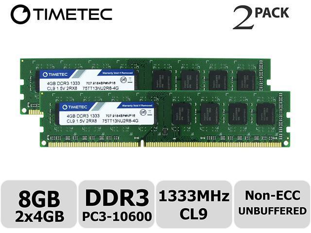 For hynix CPU 1333MHz PC3-10600 CL9 1.5V 240Pin 1RX8 2GB 4GB 8GB Desktop Memory