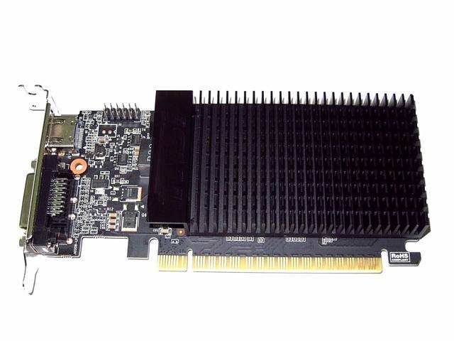 HP PAVILION Low Profile Half Height Size Length 2GB PCIe x16 Video Graphics  Card - Newegg com