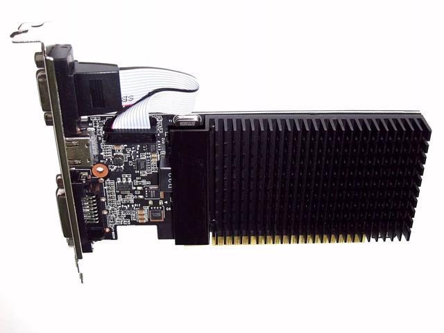 Dell Dimension 4700 5100 5150 9100 9150 9200 Tower Dual VGA Monitor Video Card